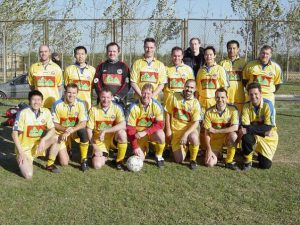 Forbidden City FC, Fall 2004