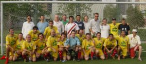 Forbidden City Football Club, May 2007
