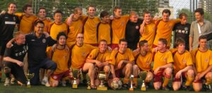 Premier League and First Division Champions 2010-11 - Forbidden City & Summer Palace - One Club, Two Teams