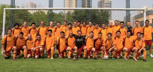 Forbidden City FC squad - May 2012